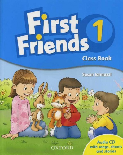Купити First Friends 1: Class Book with Audio CD, Київ, Україна | pidrychnuk.com.ua