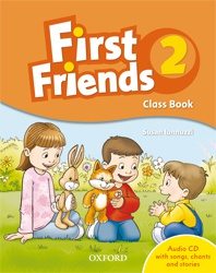 Купити First Friends 2: Class Book with Audio CD, Київ, Україна | pidrychnuk.com.ua