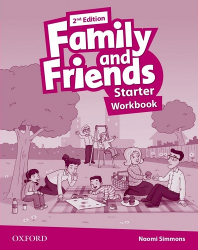 Купити Family and Friends 2nd Edition Starter: Workbook, Київ, Україна | pidrychnuk.com.ua