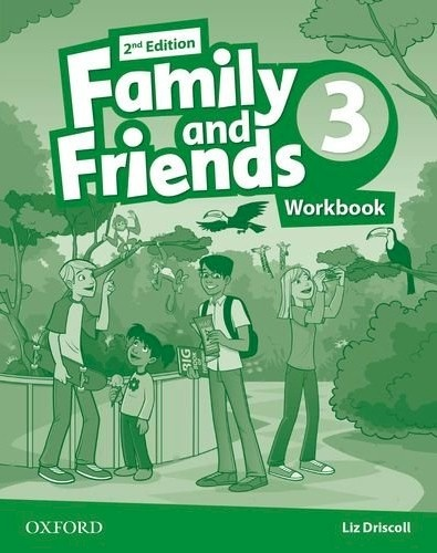 Купити Family and Friends 2nd edition 3: Workbook, Київ, Україна | pidrychnuk.com.ua