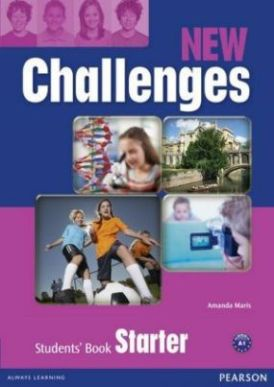 Купити New Challenges Starter: Students' Book, Київ, Україна | pidrychnuk.com.ua