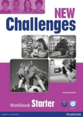 Купити New Challenges Starter: Workbook with Audio CD, Київ, Україна | pidrychnuk.com.ua